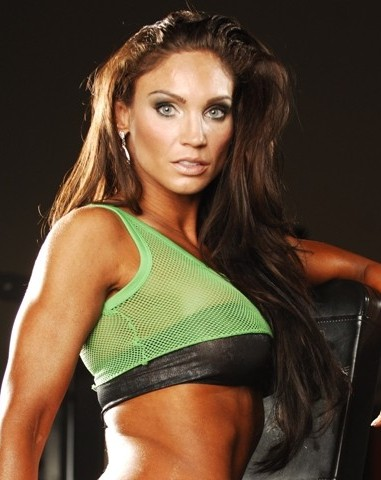 Fitness Bikini Model